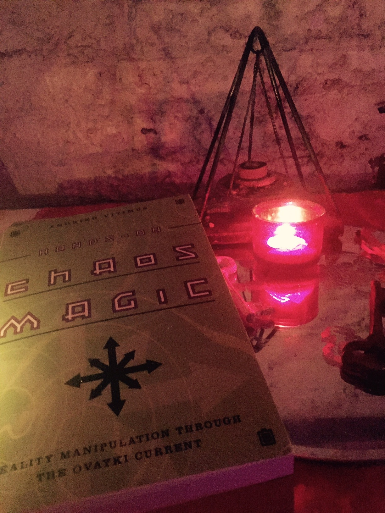 Cleveland Chaos Convergence: Sigil magic and getting the things you want